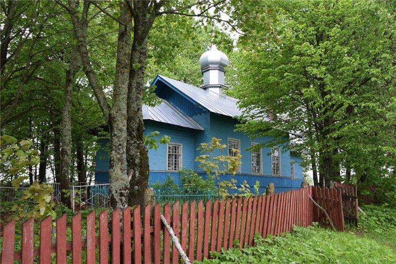 Храм во имя святителя Николы в Корьхово